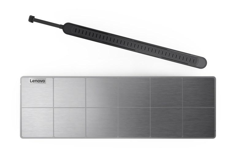Lenovo создала Go Wireless Charging Kit — беспроводную зарядку для ноутбуков