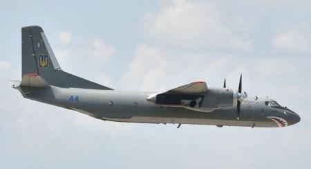 Український комплекс самозахисту для Ан-26 успішно пройшов держвипробування