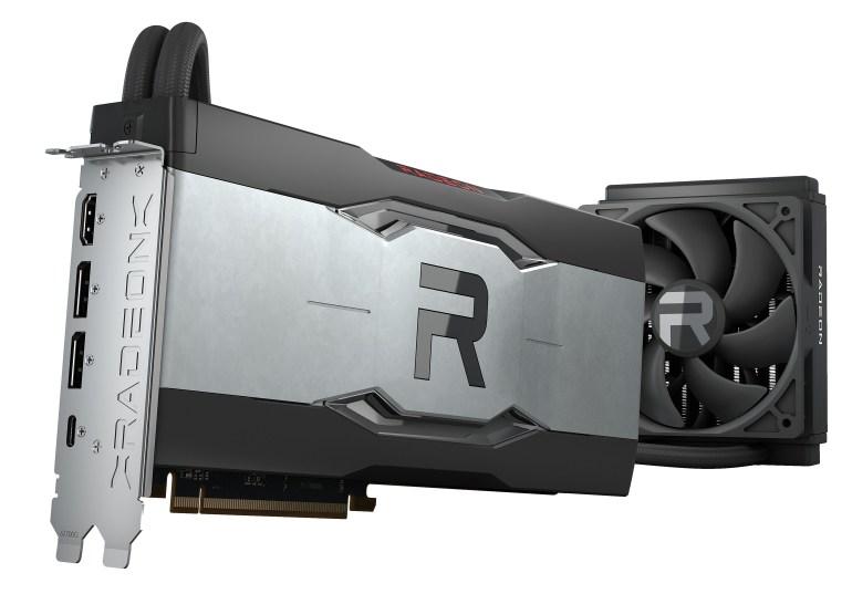 AMD выпустила видеокарту Radeon RX 6900 XT Liquid Edition с жидкостным охлаждением и повышенными частотами