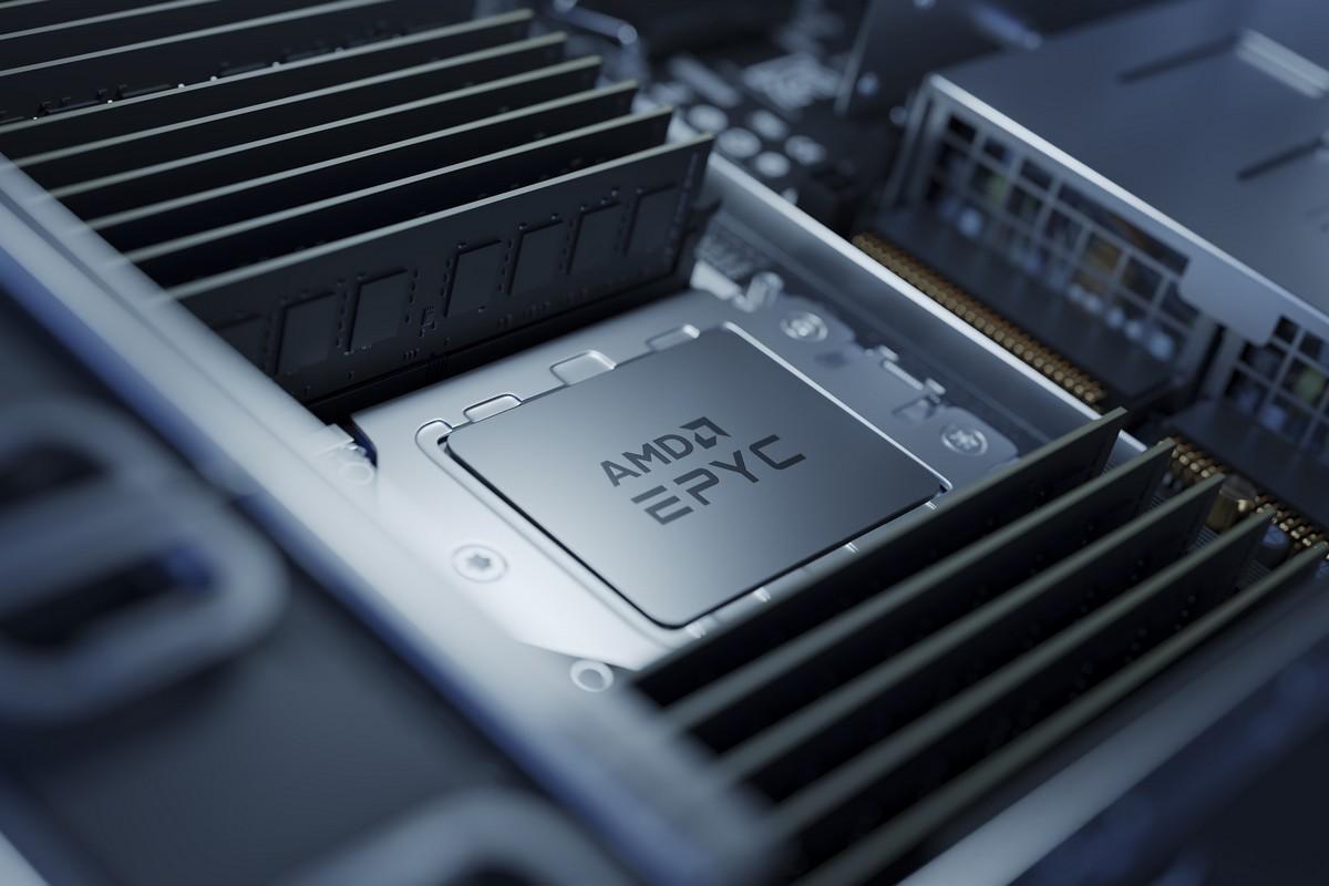 Google обрала процесори AMD EPYC 3-го покоління для запуску першого зразка віртуальної машини Tau - ITC.ua