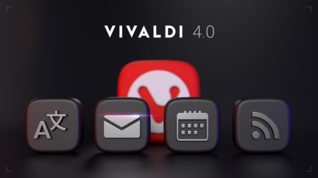 В браузере Vivaldi появились встроенные почтовый клиент, календарь, RSS-ридер и переводчик