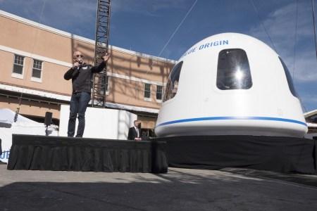 Blue Origin продала единственный билет на первый пилотируемый полет New Shepard вместе с Джеффом Безосом за 28 миллионов долларов