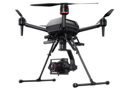 Sony официально представила дрон Airpeak S1 по цене $9000 (без камеры)
