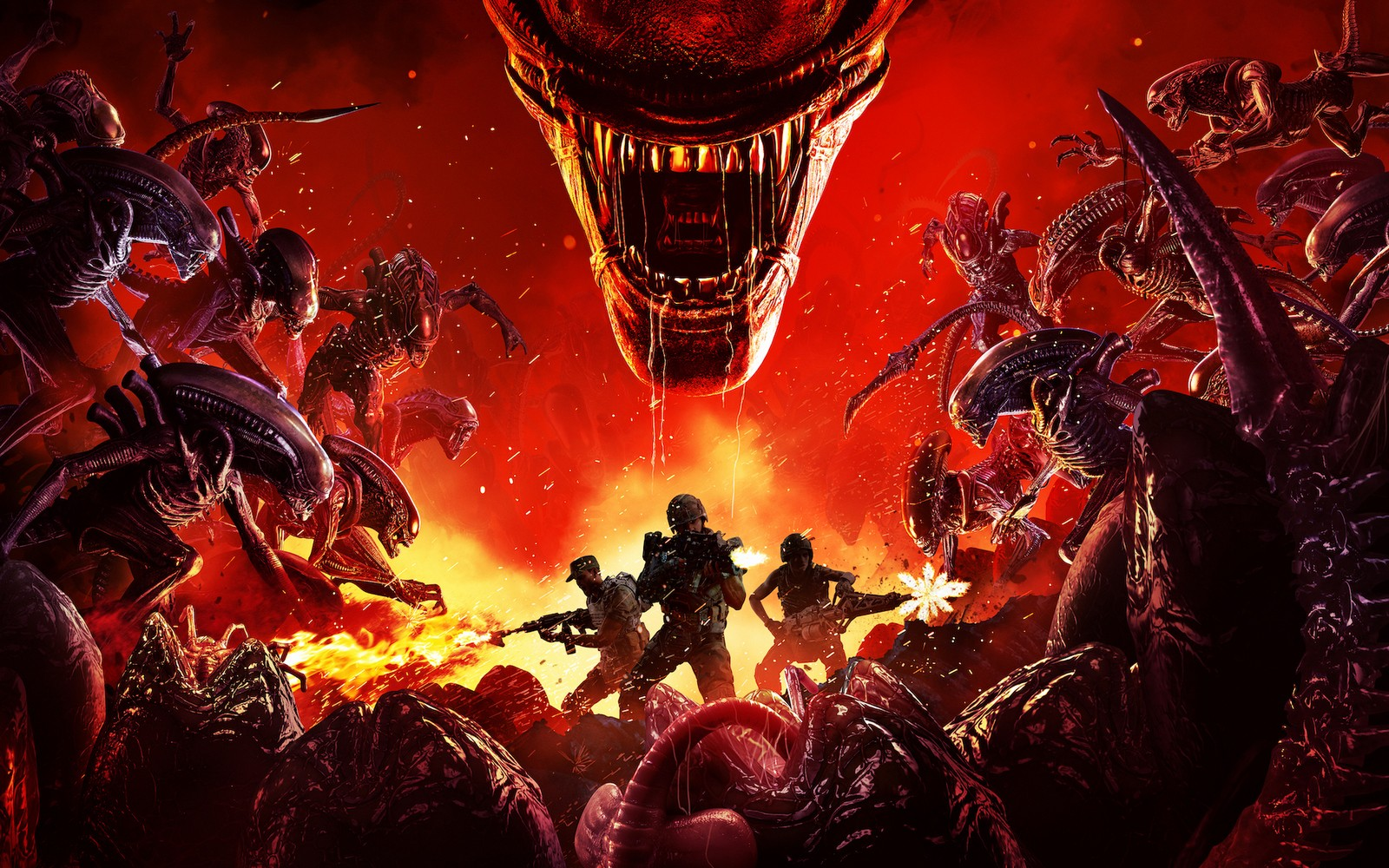 Кооперативный survival-шутер Aliens: Fireteam Elite выйдет 24 августа, в Steam уже открыт предзаказ по цене от 599 грн [трейлер] - ITC.ua
