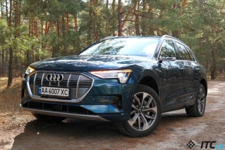 У травні українці придбали 622 електромобіля, що на 34% менше, ніж рік тому (в абсолютний Топ-3 піднявся Audi E-Tron)