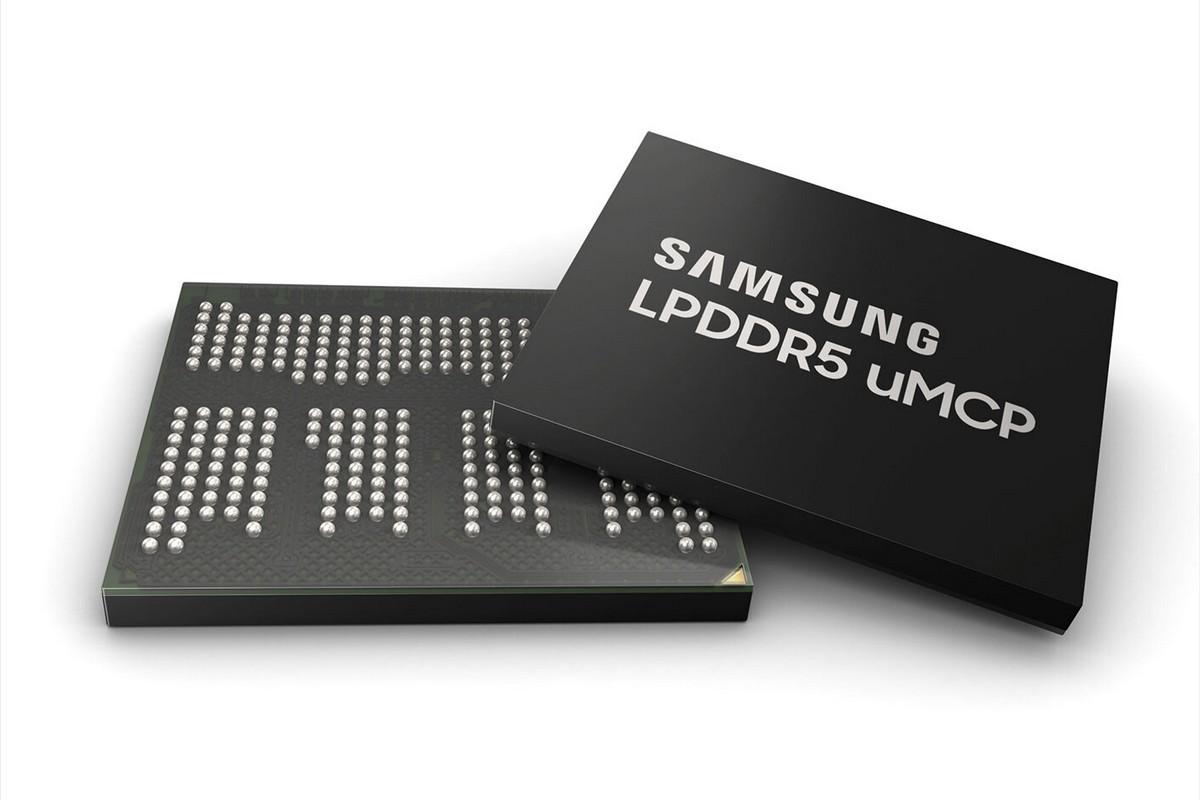 Samsung начала массовый выпуск многокристальных модулей памяти для смартфонов uMCP — LPDDR5 и UFS 3.1 в одном корпусе - ITC.ua