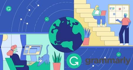 Українcька IT-компанія Grammarly назавжди переходить до віддаленої роботи у гібридному форматі