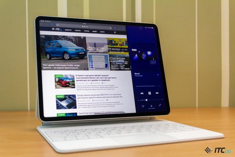 Обзор планшета Apple iPad Pro 12,9 (2021)