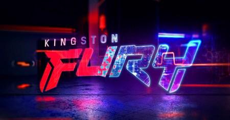 Kingston Technology представила новый бренд товаров для геймеров Kingston FURY (он заменит HyperX, выкупленный HP)