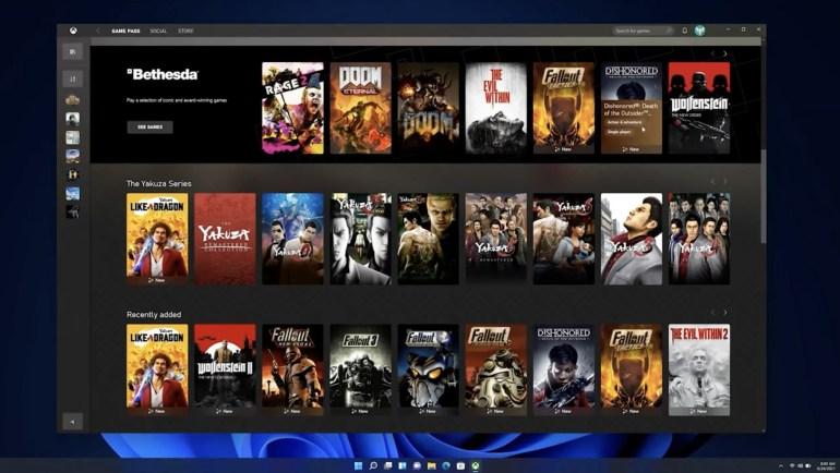 Microsoft анонсировала Windows 11: обновлённый дизайн, повышение производительности, улучшенная многозадачность, интеграция функций Xbox