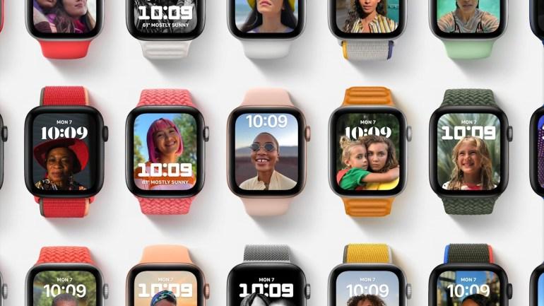 Apple анонсировала watchOS 8 с новыми функциями для здоровья