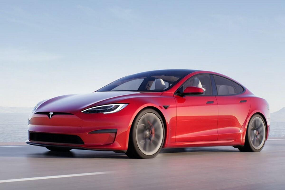 Tesla повысила цену на Model S Plaid перед самым началом поставок — она стала дороже на 10 тысяч долларов - ITC.ua