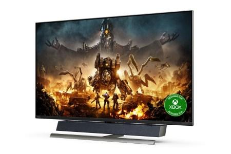 В серпні в Україні стартують продажі ігрового монітора Philips Momentum 559M1RYV, створеного для консолі Xbox Series X (ціна — 47,5 тис. грн)