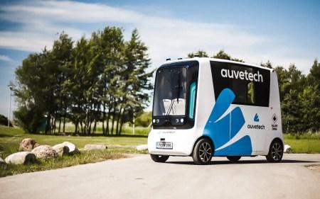 В эстонском городе Тарту запустят беспилотные шаттлы на водородном топливе