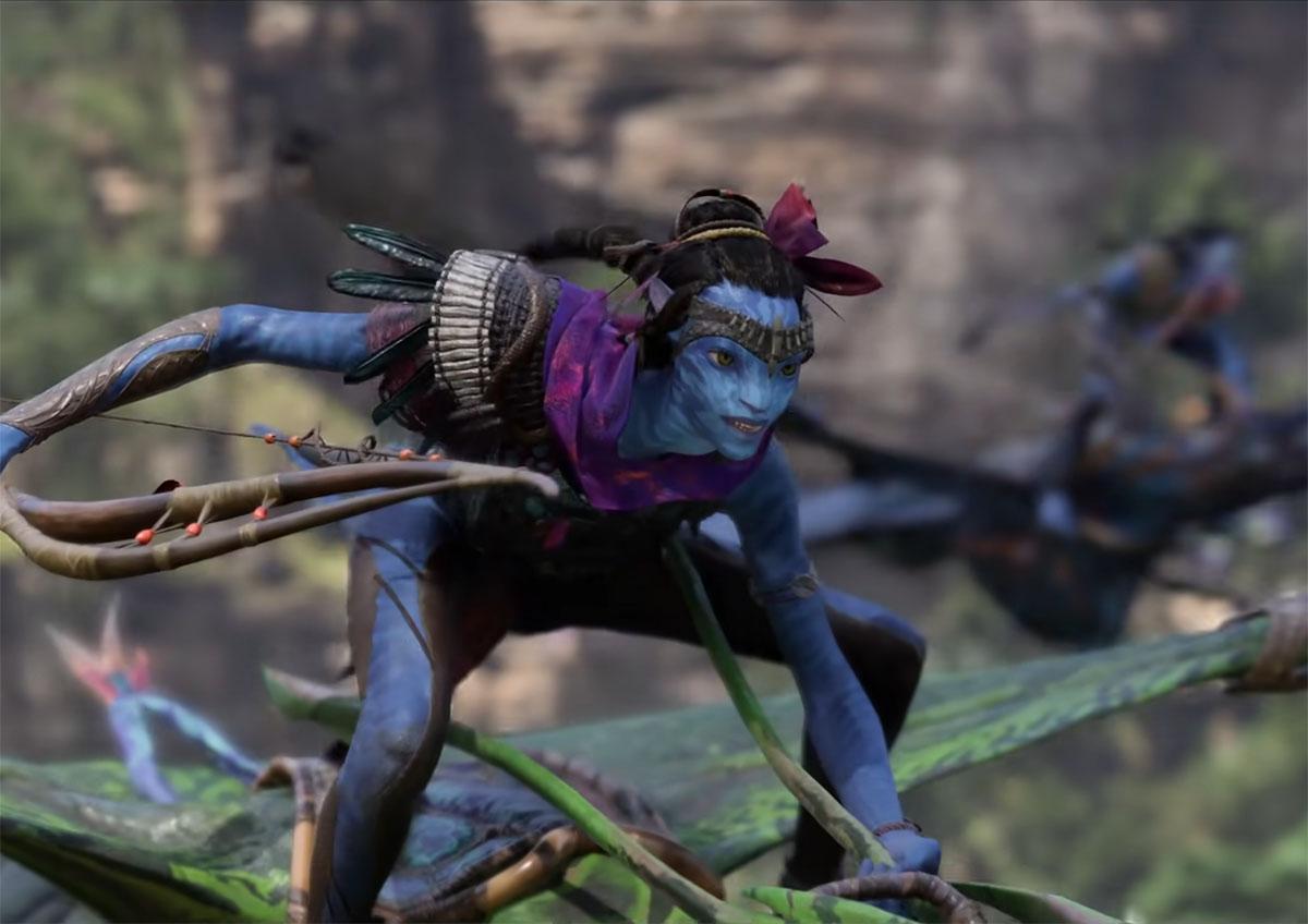 Ubisoft показала первый трейлер игры Avatar: Frontiers of Pandora, в которой предстоит играть за На'ви - ITC.ua