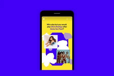 Spotify запускает персонализированные визуальные списки на основании предпочтений пользователей