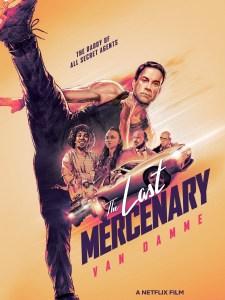 Netflix Geeked Week День 1: «The Last Mercenary» с Жан-Клодом Ван Даммом, «Blood Red Sky» о вампирах и террористах, киллерский «KATE» и др.