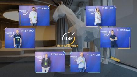 Український фонд стартапів оголосив переможців 25-го Pitch Day — 6 команд отримають фінансування у розмірі $150 тис.