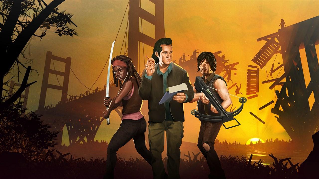 В Epic Games Store бесплатно раздают игры Constructor: The Walking Dead и Ironcast - ITC.ua