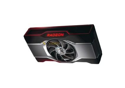 Видеокарты AMD Radeon RX 6600 XT и RX 6600 выйдут 11 августа