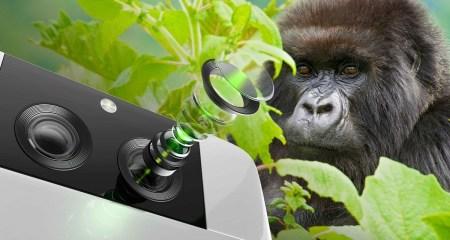 Новое стекло Corning Gorilla Glass with DX предназначено для защиты объективов камер смартфонов