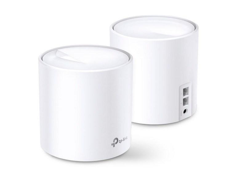 В Україні стартували продажі Mesh-систем TP-Link Deco X20 і Deco X60 з підтримкою стандарту Wi-Fi 6