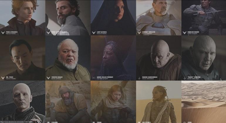 Вышел новый трейлер фантастического фильма «Дюна» / Dune от Дени Вильнева, премьера назначена на 22 октября 2021 года
