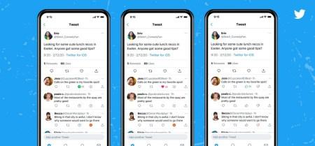 Twitter начал тестировать кнопки «За» и «Против» в твитах