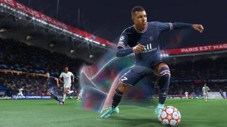 EA обещает в FIFA 22 более реалистичный футбол с технологией HyperMotion