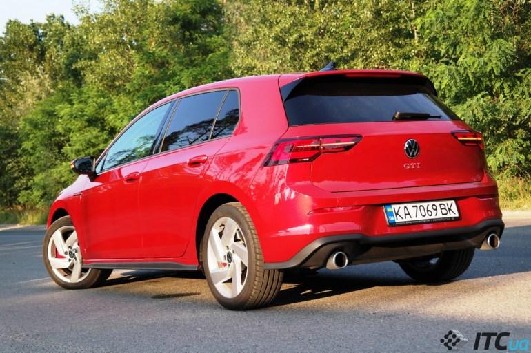 Тест-драйв Volkswagen Golf GTI: лучший «хот-хэтч» в Украине? (pt.2)