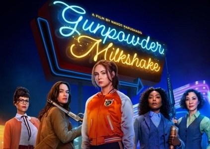 «Пороховий коктейль» / Gunpowder Milkshake. Це вже постіронія, чи все ще погане втілення феміністської повістки?