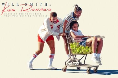 Первый трейлер спортивной драмы King Richard / «Король Ричард», где Уилл Смит играет роль отца теннисисток Венеры и Серены Уильямс