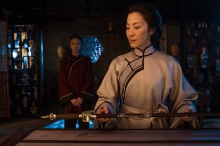 Мишель Йео сыграет в сериале-приквеле The Witcher: Blood Origin роль эльфийки, мастерски владеющей мечом