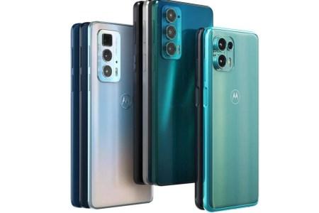 Motorola представила линейку смартфонов Edge 20 — экраны 144 Гц (90 Гц у Lite-версии), камера на 108 Мп и цены от 350 до 700 евро
