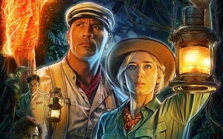 Рецензия на фильм «Круиз по джунглям» / Jungle Cruise