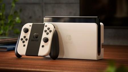 В Nintendo, похоже, так и не исправили «дрифт» Joy-Con в новом Switch OLED