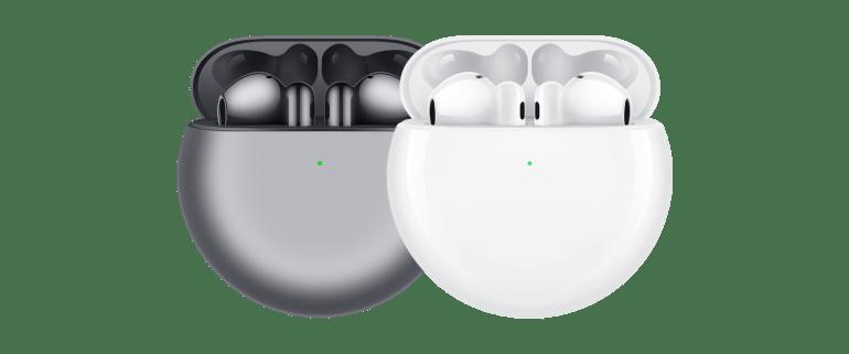 Huawei презентувала в Україні нові TWS-навушники FreeBuds 4 зі старт-приглушенням шуму за ціною від 4000 грн