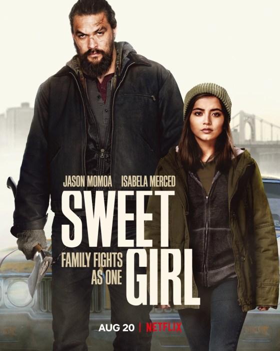"""Вышел первый трейлер экшн-триллера Sweet Girl / """"Малышка"""" с Джейсоном Момоа в главной роли (премьера - 20 августа 2021 года)"""