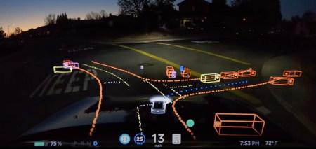 Илон Маск: Tesla выпустит новый пользовательский интерфейс, который позволит взглянуть на «разум автомобиля»