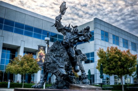Калифорния подала в суд на Activision Blizzard из-за культуры «постоянных сексуальных домогательств» и половой дискриминации