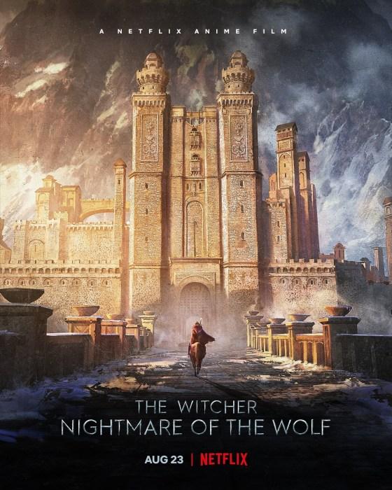 """Netflix показал тизер-трейлер полнометражного мультфильма """"The Witcher: Nightmare of the Wolf"""", премьера состоится 23 августа 2021 года"""