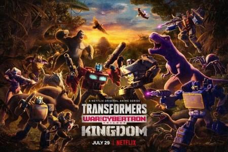 Netflix опубликовал трейлер финального сезона аниме-сериала Transformers: War For Cybertron Trilogy (премьера — 29 июля)