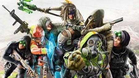Ubisoft анонсировала игру Tom Clancy's XDefiant – бесплатный шутер-кроссовер с персонажами из разных игр серии Tom Clancy's