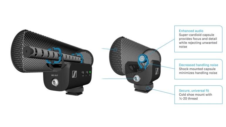Обзор специализированных аудиокомплектов для съемки видеоконтента в мобильном режиме от Sennheiser