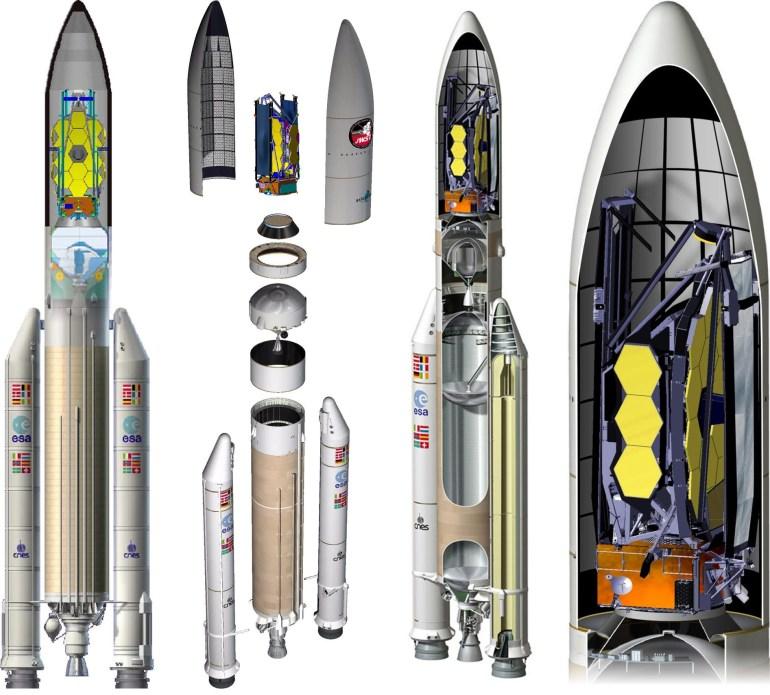 «Джеймс Уэбб» прошел все проверки и отправляется на космодром — запуск запланирован на конец 2021 года [таймлапс-видео упаковки телескопа]
