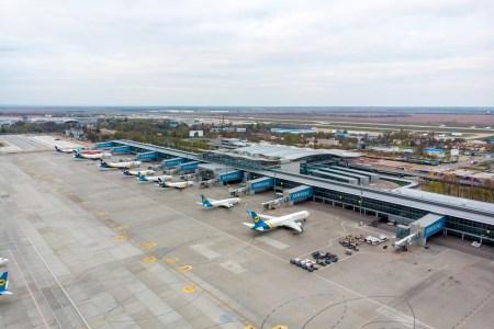 За сім місяців 2021 року аеропорт «Бориспіль» обслужив 4,5 млн пасажирів (+60%), найпопулярніші міжнародні авіанапрямки — Туреччина, Єгипет, Греція