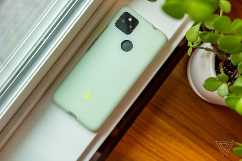 Google представив бюджетний Pixel 5a з підтримкою 5G і вологозахистом за $450