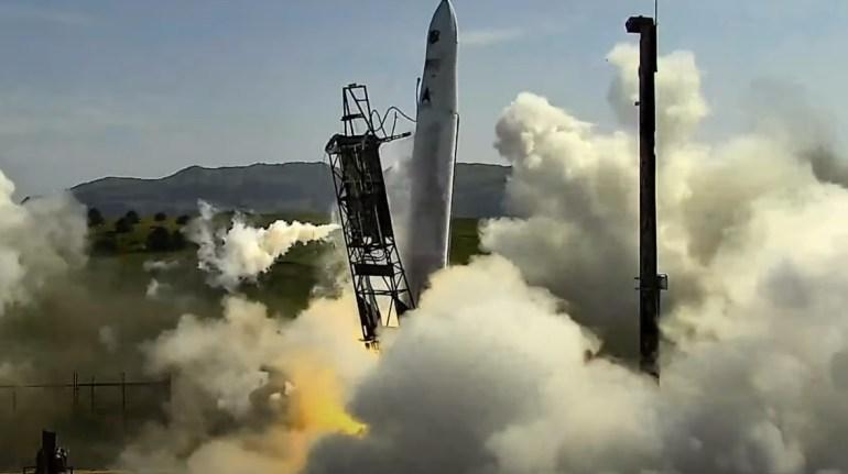 Третьей подряд неудачей завершилась попытка запуска ракеты-носителя Astra Rocket 3
