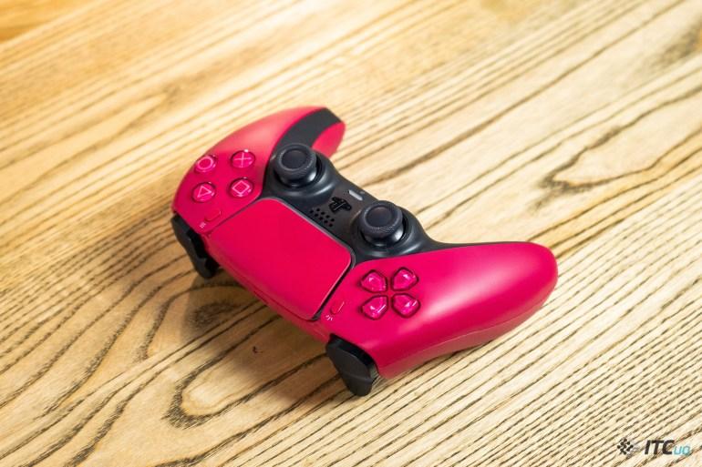 Новые цвета контроллера DualSense для PlayStaton 5