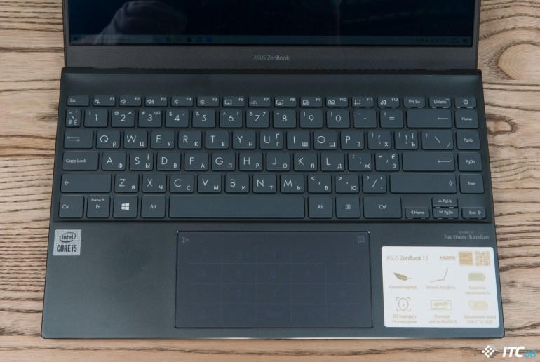 Обзор ноутбука ASUS ZenBook 13 OLED (UX325)